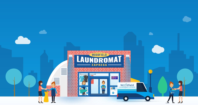 Woodfield Laundromat Express