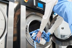 Commercial Laundry Service