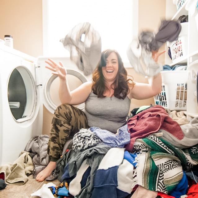 laundry pickup